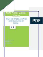 P.E. Investigatory project 12