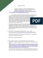 Annotated Bib