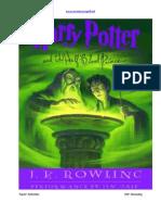 Harry Potter and Half Blood princese (ျမန္မာလို)