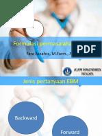 P2. Formulasi Permasalahan Klinis