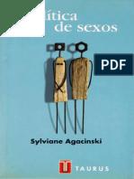Politica de Sexos
