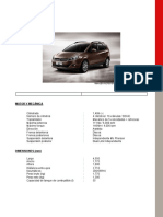 Jac j6 Comfort 1.5l Mt Vvt Ft