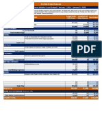 zuni nlii 2019 budget form