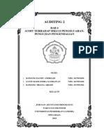 Audit Terhadap Siklus Pengeluaran