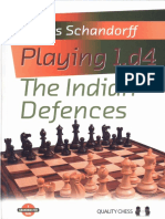 Chessbook - Lars Schandorff - Playing 1.d4 - The Indian Defences (2012)