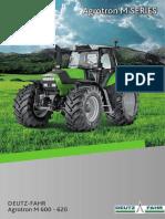 Deutz Fahr Agrotron M Series Brochure