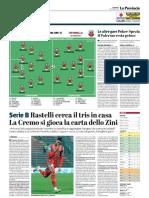La Provincia Di Cremona 09-12-2018 - Serie B
