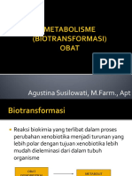 p5 p6 Biotransformasi Dan Ekskresi