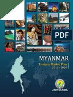 Myanmar Tourism Master Plan (English Version)