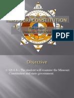 Missouri Constitution