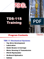 New TDS 11 Course