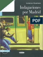 L Guerrero Indagaciones Por Madrid A2-B1