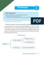 Bahasa Indonesia SD-MI Kelas 5. Bab 9