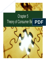 Chapter 5. Theory of Consumer Behavior(1)