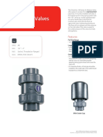 Air Release Valve PVC