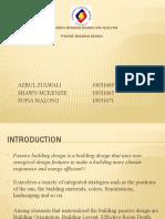 Presentation Passive Design