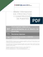 Tipologias de Puentes y Sistemas Constructivos
