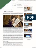 Guía Completa Para Quitar El DRM a Cualquier eBook - spanish