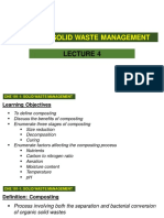 Lecture 4 Composting