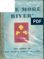 One More River The Story of Eight Indian Division
