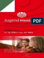 Jumu 2017 Programmheft Online