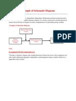 Assignment 01 Schematic Diagram