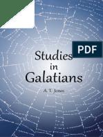 Studies in Galations