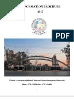 Information Brochure 16-01-2018