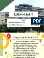 Rumah Sakit Fix