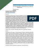 Documento Ponencia Virtual Educa Argentina 2018
