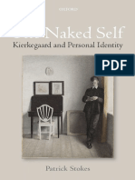 the naked self, kierkegaard, personal identity