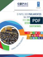 O Papel Dos Parlamentos Na Implementação Dos ODS