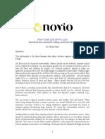 Manifesto Noviolife v1
