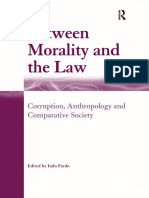 Italo Pardo-Between Morality and the Law_ Corruption, Anthropology and Comparative Society-Routledge (2004)