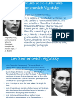Vigotsky Power Point formacion docente