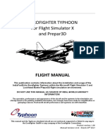 Eurofighter Manual