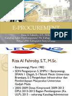 Presentasi e Procurement