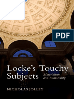 Jolley, Nicholas - Locke's Touchy Subjects _ Materialism and Immortality (2015, Oxford University Press)