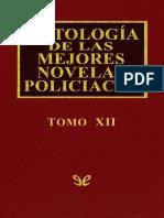 Antología de Las Mejores Novelas Policíacas - Vol. XII