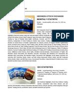 IDX Publication Description