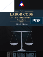 Labor Code of the Philippines 2017
