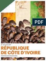 La république de Cote d'Ivoire