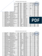 Lista Unitati Afiliate Agentii & Structuri Cazare