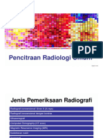 pencitraan Radiologi Umum
