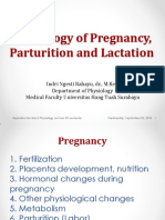 Physiology of Pregnancy 050918