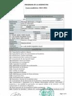 Patologia Quirurgica y Cirugia I