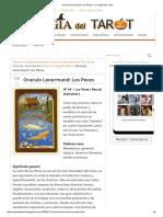 Oraculo Lenormand_ Los Peces - La magia del Tarot.pdf