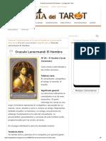 Oraculo Lenormand_ El Hombre - La magia del Tarot.pdf