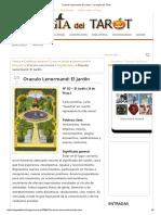 Oraculo Lenormand_ El Jardin - La magia del Tarot.pdf