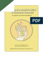 Ajaan Lee Dhammadharo-Keeping the Breath in Mind & Lessons in Samadhi -Samphanpanich (1990).pdf